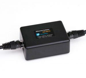 イーサネットアイソレーター ISO-EN1G (ケーブルは含まれません)